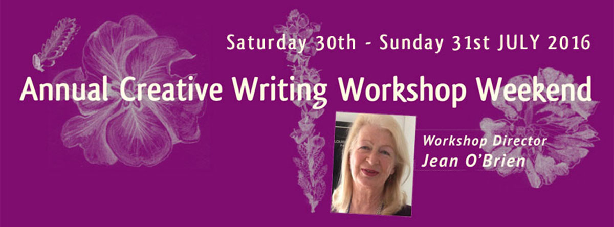 Annual Creative Writing Workshop - 30th to 31st July 2016
