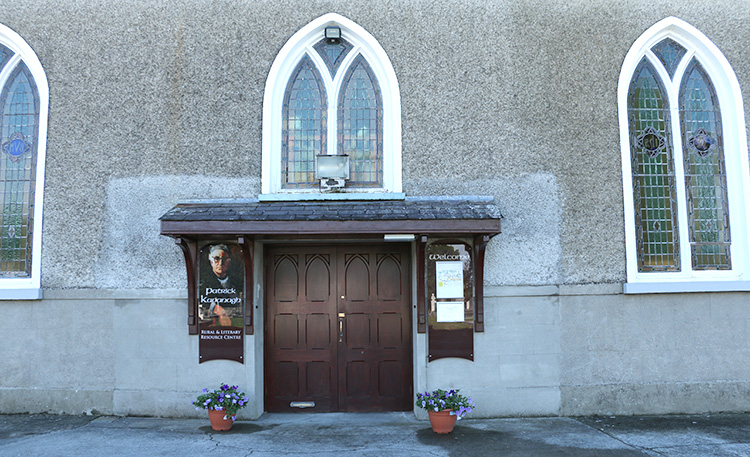 Events at the Patrick Kavanagh Centre 2015
