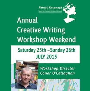 Creative Writing Workshop July 2015