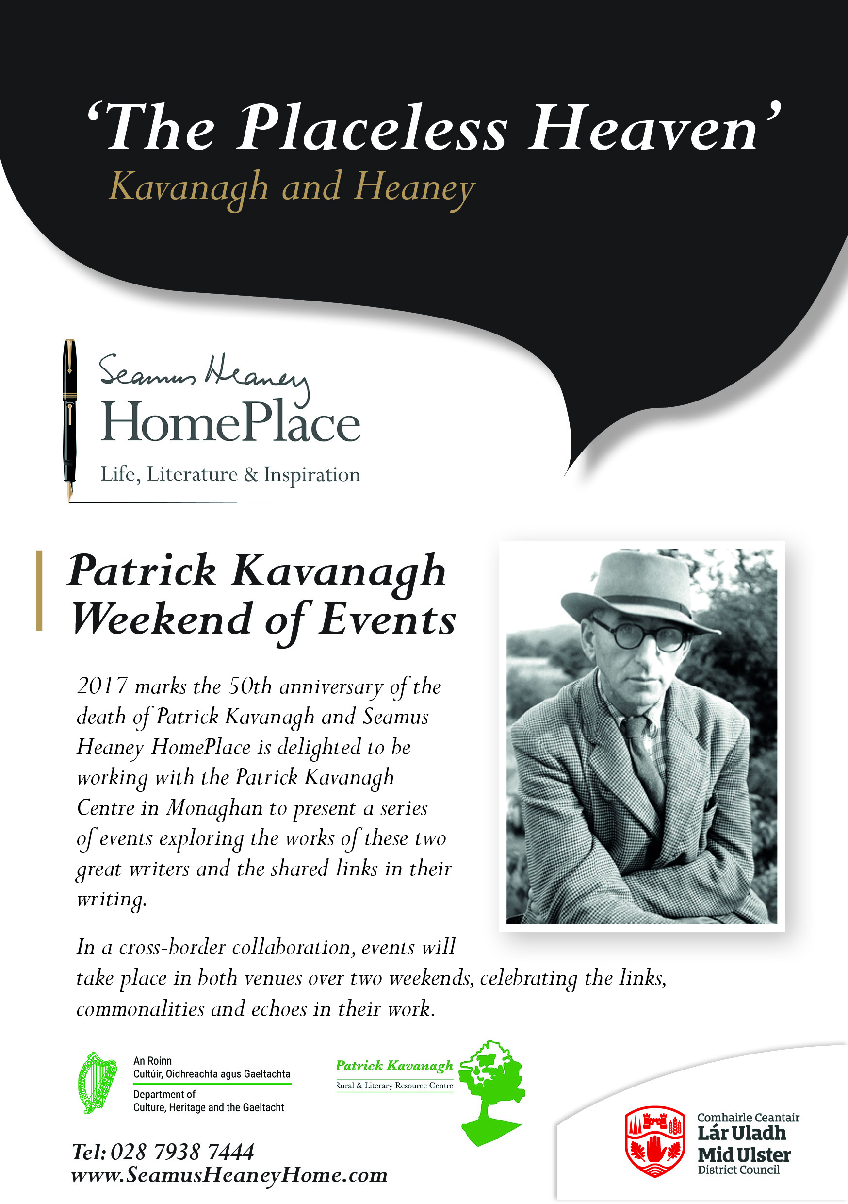 The Placesless Heaven – Kavanagh & Heaney