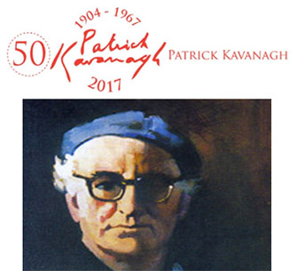 Events Celebrating Patrick Kavanagh's 50th Anniversary.