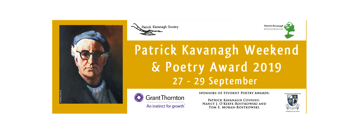 Patrick Kavanagh Weekend 2019